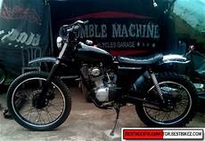 Cb Modif Trail by Modifikasi Honda Cb 100 Trail Gambar Modifikasi Motor