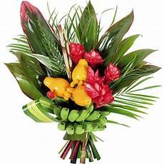 bouquet de fleurs exotiques banana fleurs et cadeaux bouquet bouquet de fleurs et fleurs