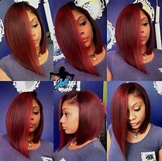 asymmetrical bob weave hairstyles asymmetrical bob hair weave hairstyles hair inspiration