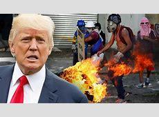 venezuela travel ban
