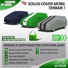 cover mobil waterproof sarung mobil avanza shopee indonesia