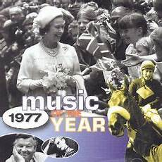 of the year of the year 1977 various artists songs reviews