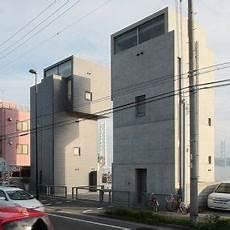4x4 house i 2003 and ii 2004 tadao ando archi tadao ando tadao o architecture