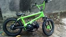 Motor Modif Sepeda Bmx by Jual Sepeda Motor Custom Bmx Di Lapak Petrus Kanisius Adi33 Po