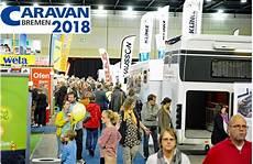 caravan messe 2018 messe caravan bremen 2018 im zeichen des caravaning