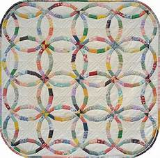 advanced quilting double wedding ring quilt patterns