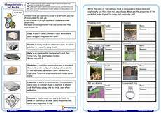 science worksheets year 3 12475 characteristics of rocks worksheet for year 3 science teachwire teaching resource