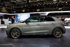 2018 Motor Show New Audi A1 Sportback Looks