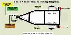 2010 Toyota Trailer Flat 4 Wiring Harness Diagram