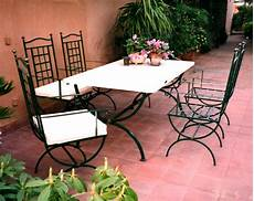 tavoli per esterni ditta brogani maurizio lavori in ferro battuto e restauri