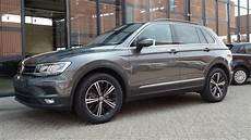 Volkswagen Tiguan Comfortline 2017 2018 Indium Grey