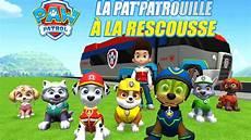 paw patrol en français pat patrouille en francais a la rescousse mission la