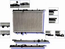 radiateur peugeot 206 radiateur d eau pour peugeot 206 tous mod 232 les nrf