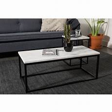 Table Basse Rectangulaire Marble Power Zuiver