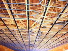 Chauffage Plafond Rayonnant Plafond Chauffant Caract 233 Ristiques Et Avantages