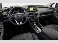 2019 Hyundai Santa Fe Towing Capacity Exterior, Engine