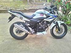 R Modif Simple by Honda Cb 150 R Modif Simple Motor Honda Honda Cb