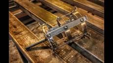 gartenfackel mittelalter fackel aus metall selber bauen