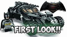 lego batman v superman batmobile look