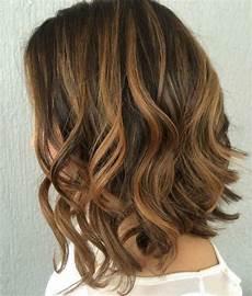 meche couleur cheveux 1001 variantes du balayage caramel pour sublimer votre