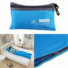 single silk liner sleeping bag sack inner sheet travel blanket gap year c