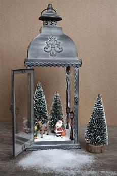 Diy Lanterne Du Pere Noel Decoration Noel Deco Noel Et