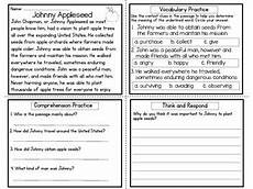free reading comprehension practice four in one upper elementary