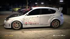 Need For Speed Subaru Impreza Wrx Sti Tuning Showcase