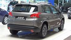 Peugeot 2008 Active - peugeot 2008 active 1 2 vti 82 bvm5 exterior and interior