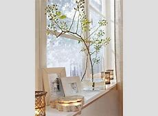 decorate a bathroom window sill in white   Google Search