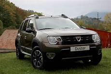 Dacia Duster Black Touch Serie Limitată Pentru Piața Din