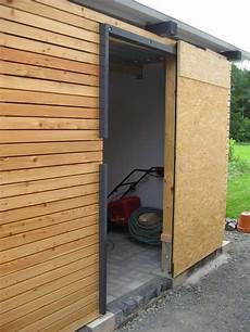 Marios Werkstatt Hausprojekt Carport Schuppen Teil 5