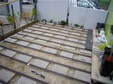 terrasse bois composite castorama