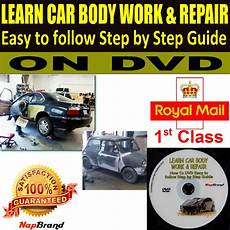 how can i learn to work on cars 2006 acura tl spare parts catalogs learn car body work repair easy to follow step by step guide on dvd video ebay