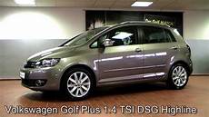 volkswagen golf plus 1 4 tsi dsg highline xenon 2009