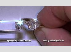 Radiant Cut Diamonds: 1ct G SI2 vs .86ct D SI1 Grossbard