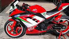 250 Fi Modif by Byson Modifikasi 250 Fi Thecitycyclist