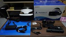 playstation vr version 2 cuh zvr2 unboxing