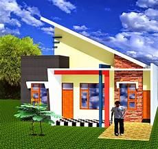 Gambar Desain Rumah Minimalis Sederhana 1 Lantai Desain
