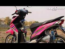 Modifikasi Beat New Babylook by Beat Babylook Pink Modifikasi Beat Keren 2018 Owner