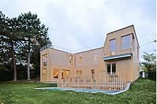 bock architekten wohnhaus in wiener gartensiedlung ralf bock