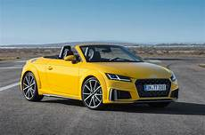 2019 audi tt gets refreshed design motortrend