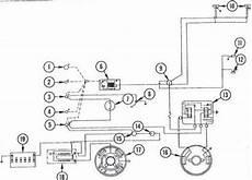 massey ferguson 135 tractor wiring diagram diesel system tractors tractors diesel diagram