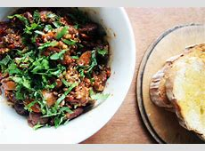 chorizo  lentil and black bean hash_image