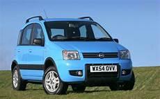 Fiat Panda 4x4 - fiat panda 4x4 review 2005 2010 parkers