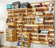Cleat Tool Wall
