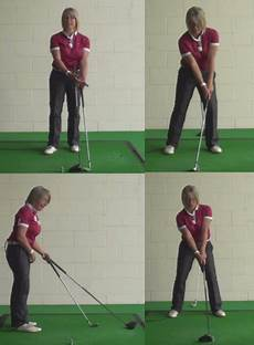 correct golf swing swing difference between driver irons toyouapp