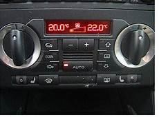 klimaanlage oder klimaautomatik audi a3 klimaanlage temperatureinstellung auto klima