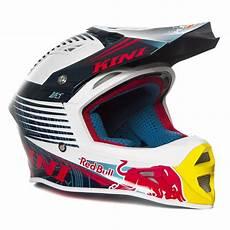 Kini Bull Helmet Competition Navy White 2018 Maciag