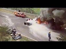 niki lauda unfall niki lauda crash n 252 rburgring 1976